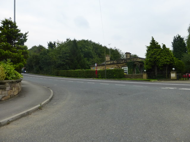 Junction of Wakefield Road and Bullerthorpe Lane