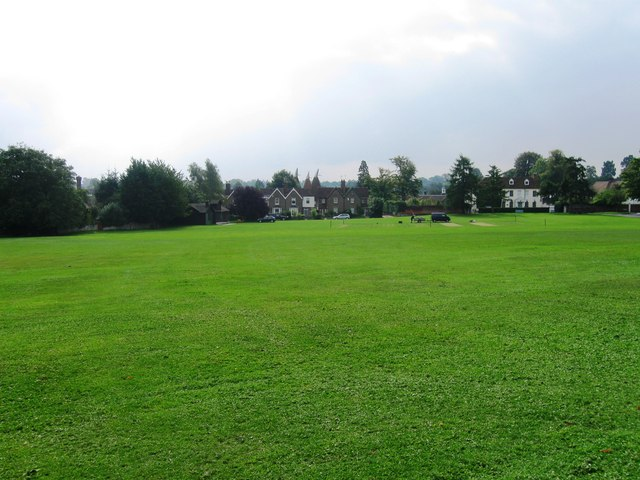 Playing field, Bearsted