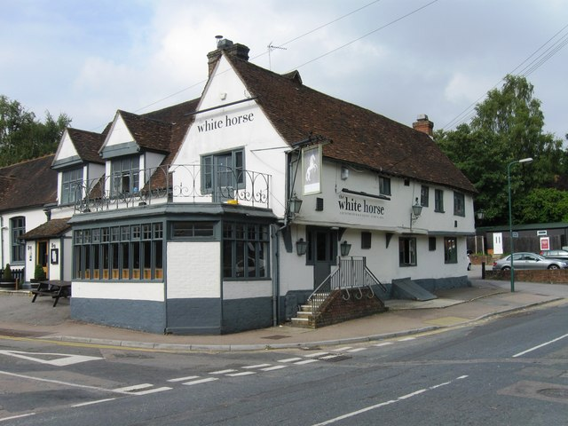 White Horse, Bearsted