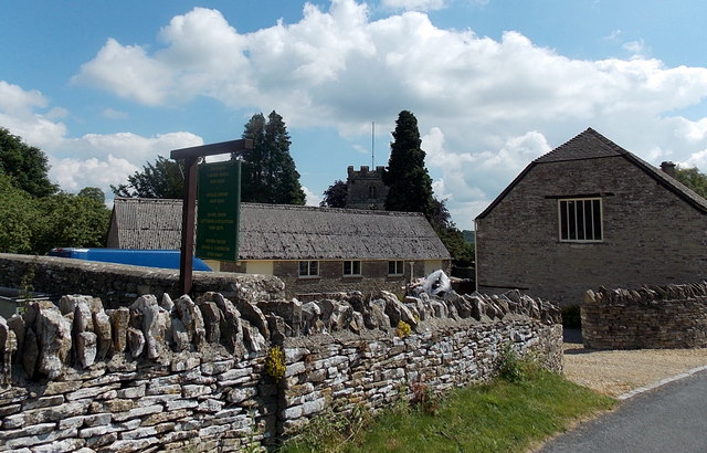 Church Farm businesses in Miserden