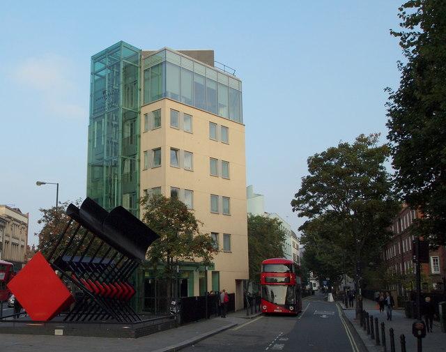 Fulham Broadway Vicinity, London SW6