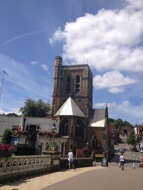 St Nicolas' Church, Guildford