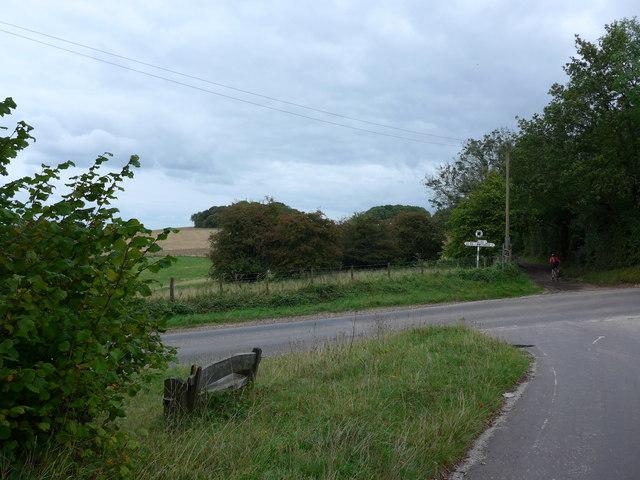 South Downs Way, Exton to Buriton (166)