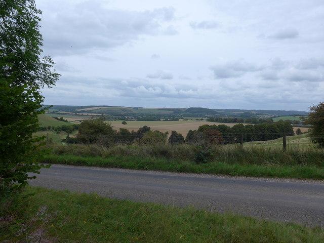 South Downs Way, Exton to Buriton (167)