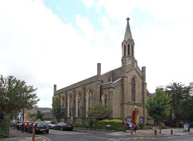 St John the Baptist, Hampton Wick