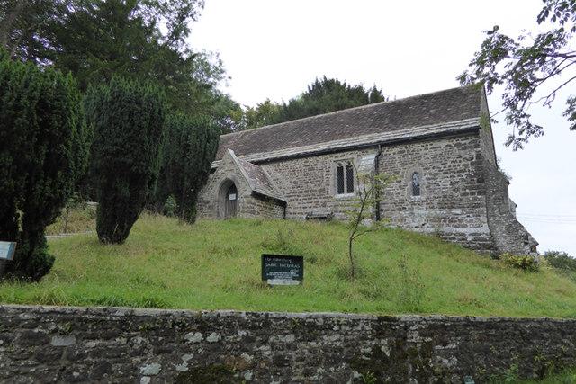 Arne church