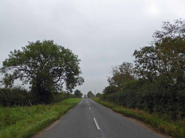 B1205 near Waddingham