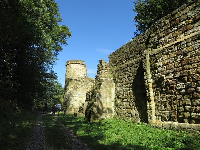 Old Mulgrave Castle