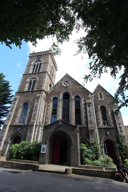 St Peter, London Road, Norbiton