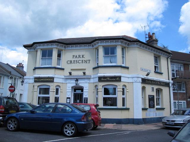 The Park Crescent, Park Crescent, BN2