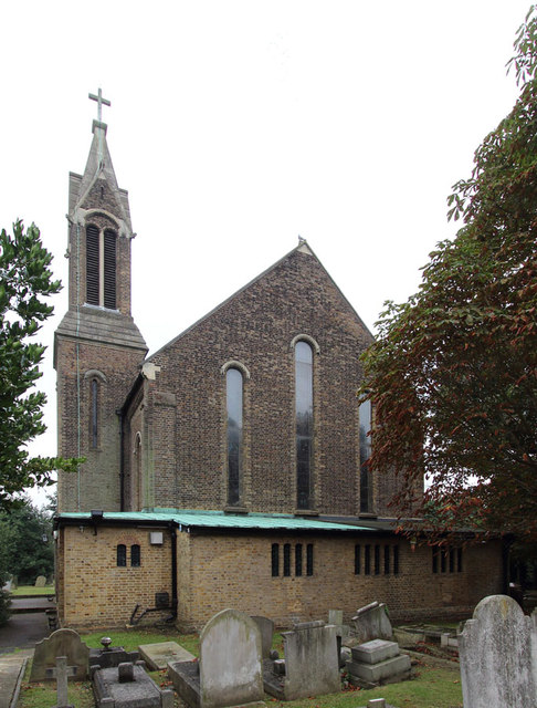 Holy Trinity, Barkingside