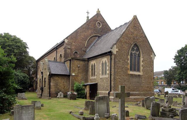 Holy Trinity, Barkingside