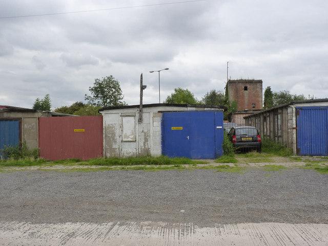 Headon Camp Industrial Estate