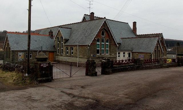 Steam Mills Primary School