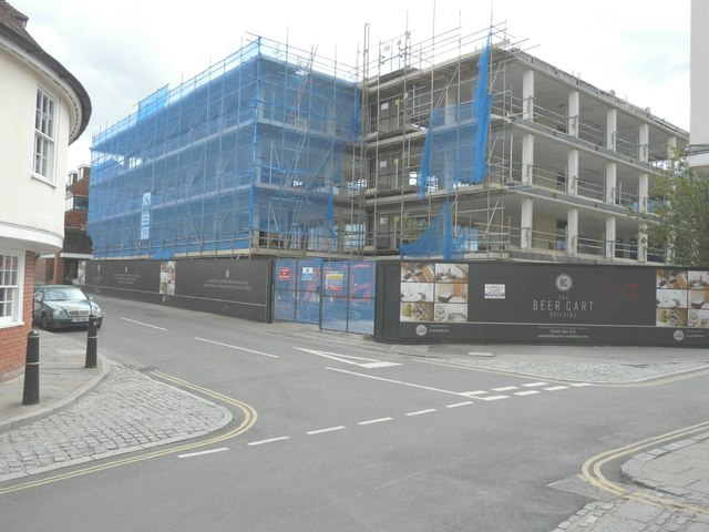 Conversion of former Highways Services building