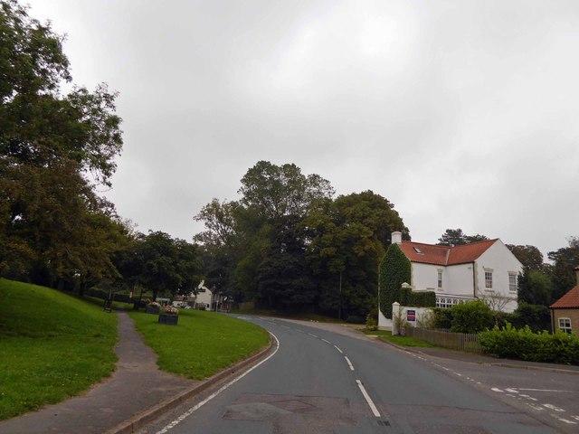 Barnoldby Le Beck village