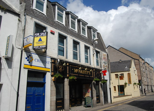 McNasty's, Summer Street, Aberdeen