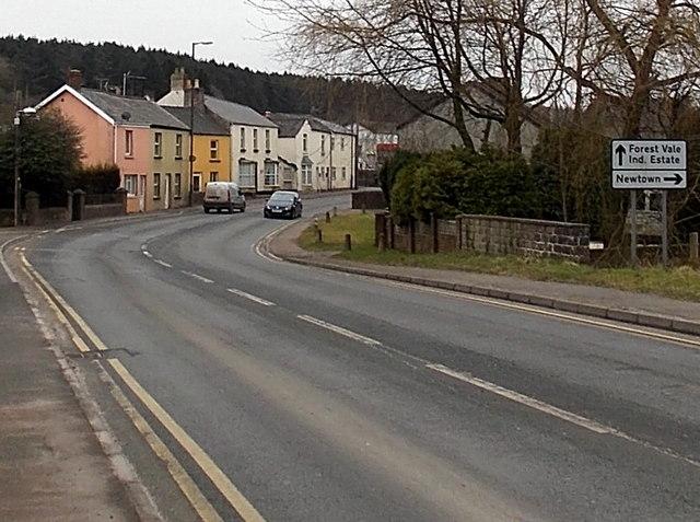 Junction ahead, Steam Mills