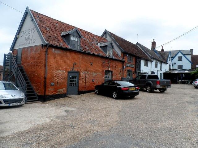 Carley's Yard, Framlington
