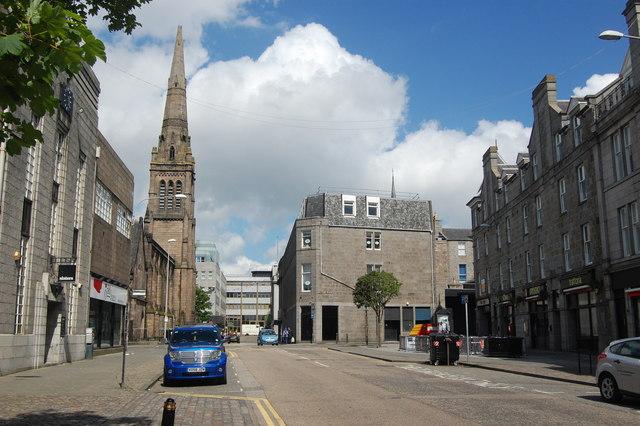 Langstane Place, Aberdeen