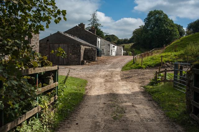 Mossdale Head Farm