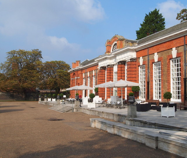 Kensington Palace Gardens, London