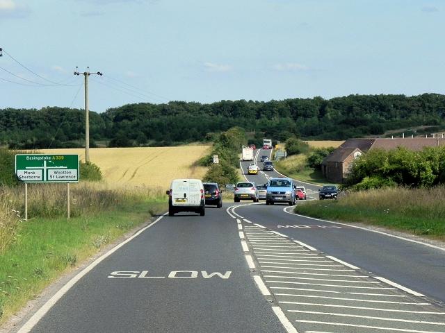 Kingsclere Road (A339)