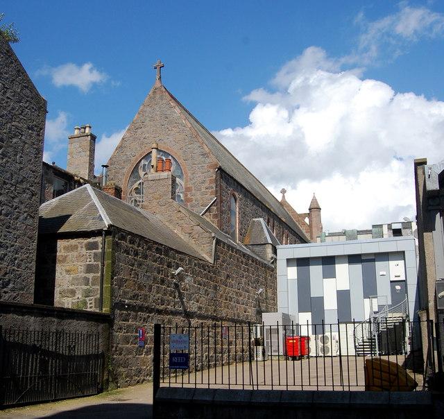 St James' Episcopal Church...