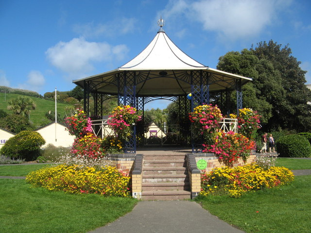 Colourful Band Stand