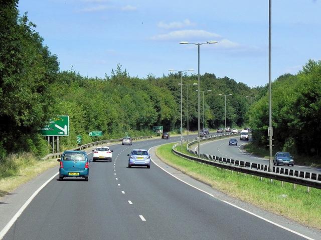 Basingstoke Ringway North (A339)