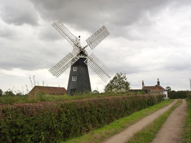 North Leverton windmill