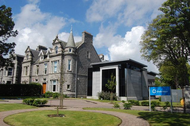 40 and 42 Queen's Road, Aberdeen