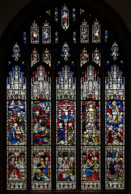 East Window, Chelmsford Cathedral