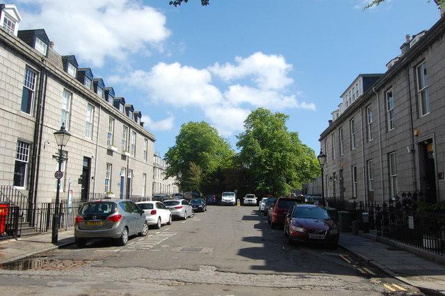 West Craibstone Street, Aberdeen