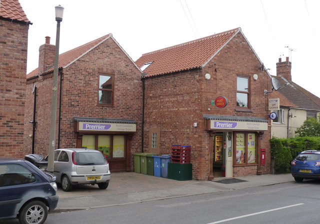 North Leverton village store and Post Office