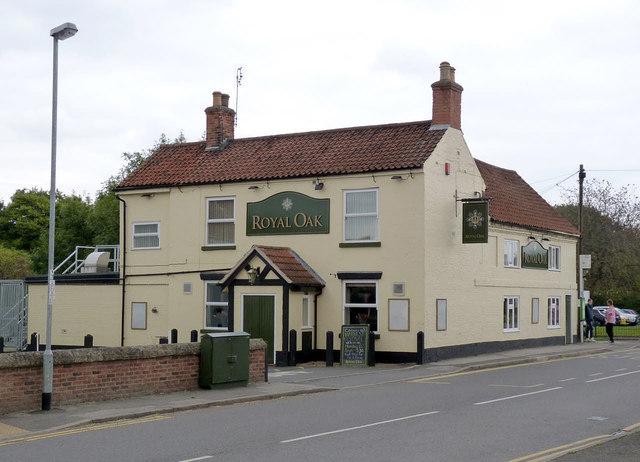 The Royal Oak, North Leverton