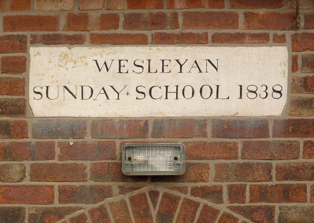Wesleyan Sunday School, Sturton Road