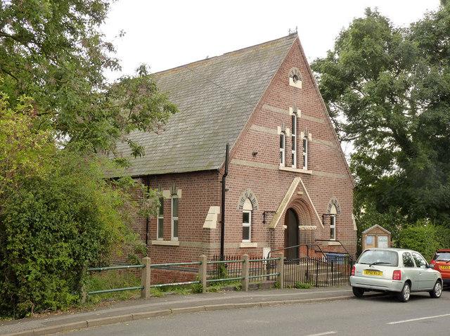Methodist Chapel, Sturton Road, North Leverton