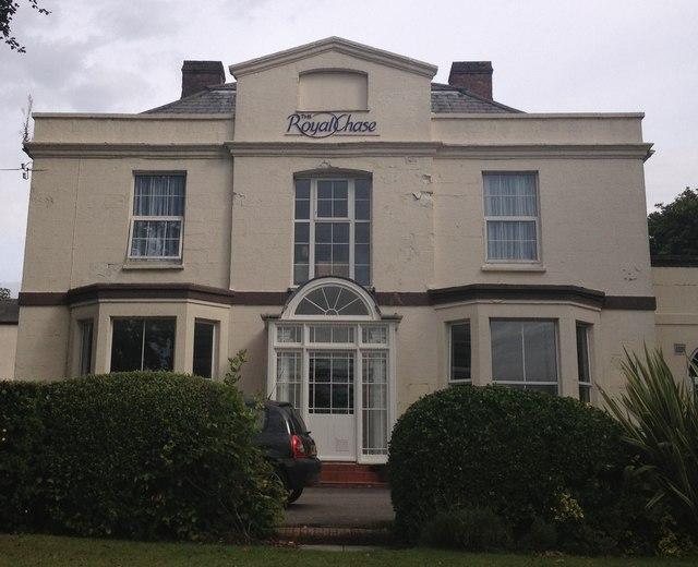 Royal Chase Hotel, Shaftesbury