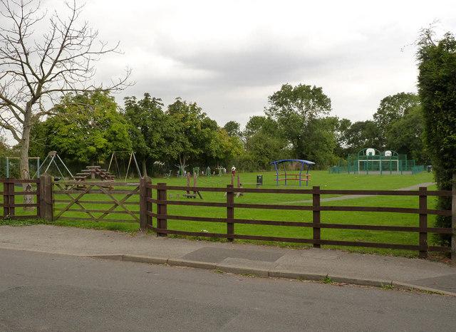 North Leverton Playground