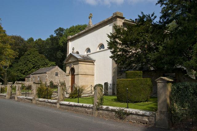 St Thomas the Apostle Catholic Church, Claughton on Brock