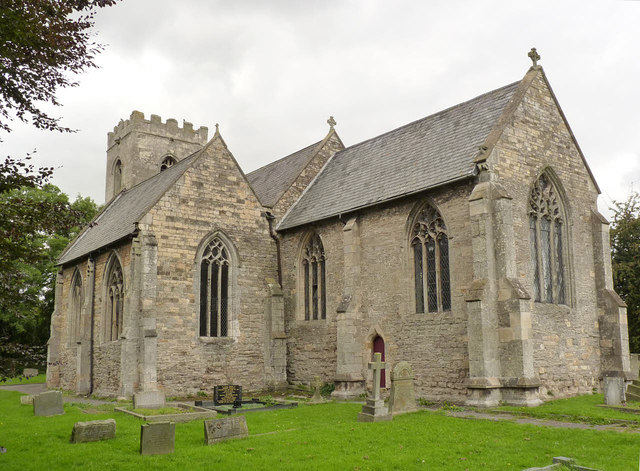 Church of St Martin, North Leverton