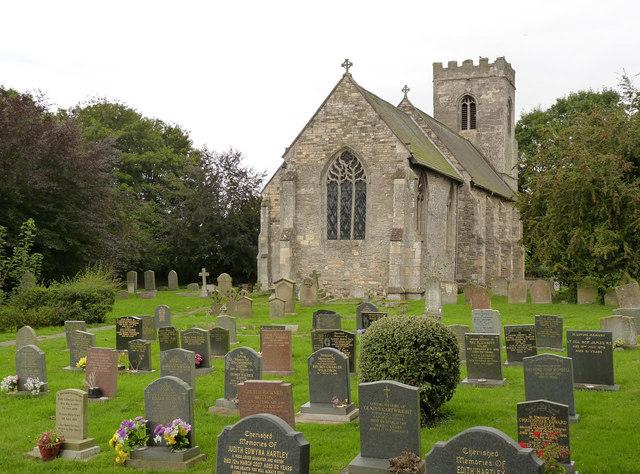 Church of St Martin, North Leverton