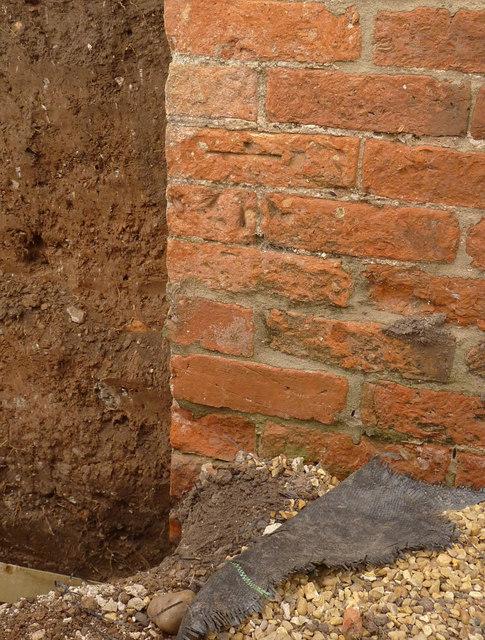 Bench Mark, Yew Tree Farmhouse