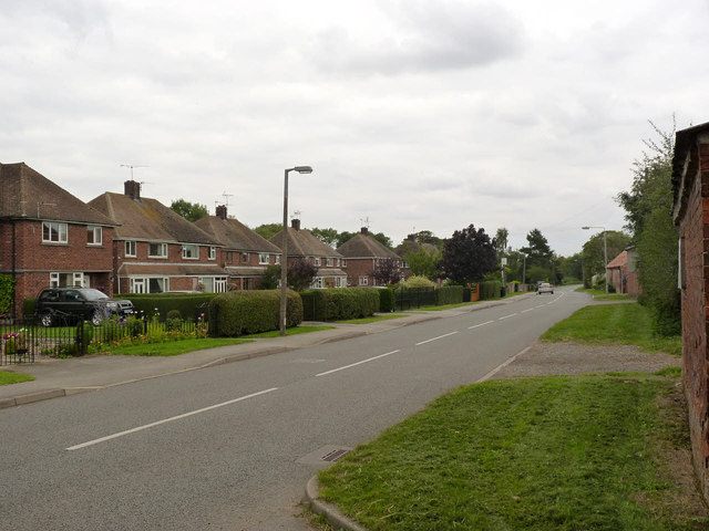 Keeton View, Main Street