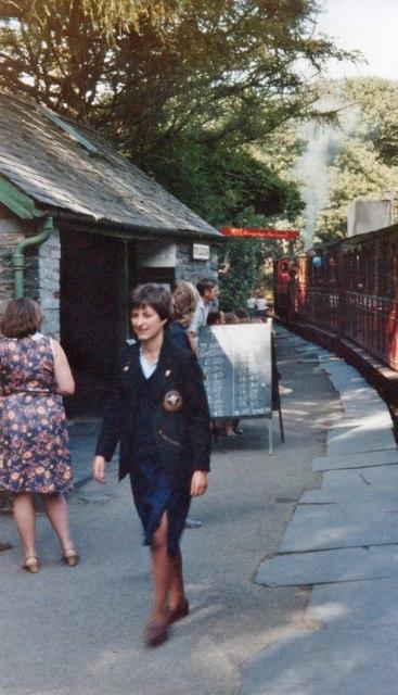 Dolgoch Station, Talyllyn Railway