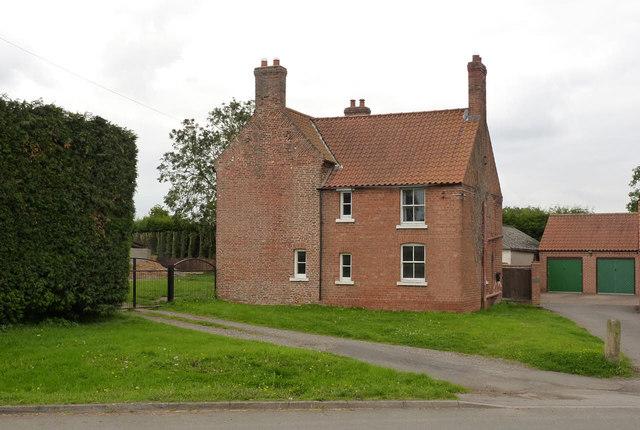 Corner Farmhouse, Habblesthorpe