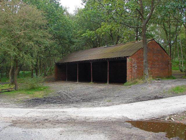 Vehicle shed
