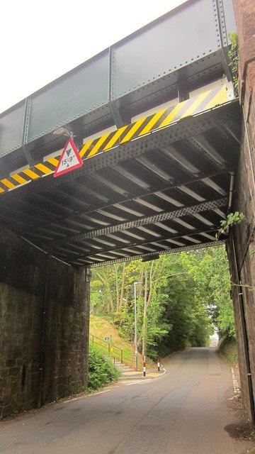 Railway Bridge, Old Rydon Lane