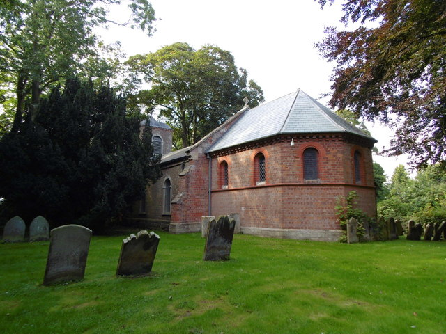 St Andrews Church, Anderby